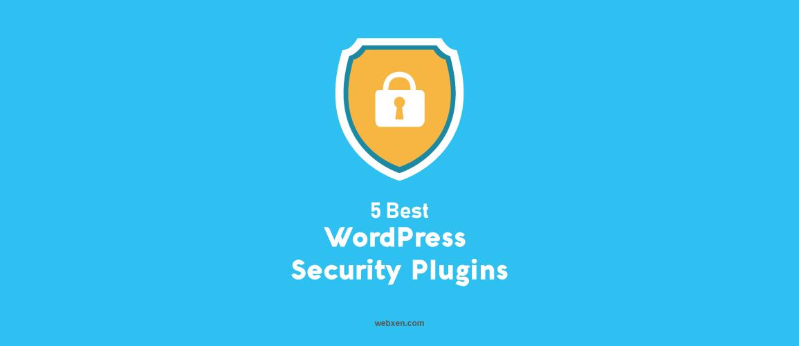 5 Best WordPress Security Plugins [Reviewed]
