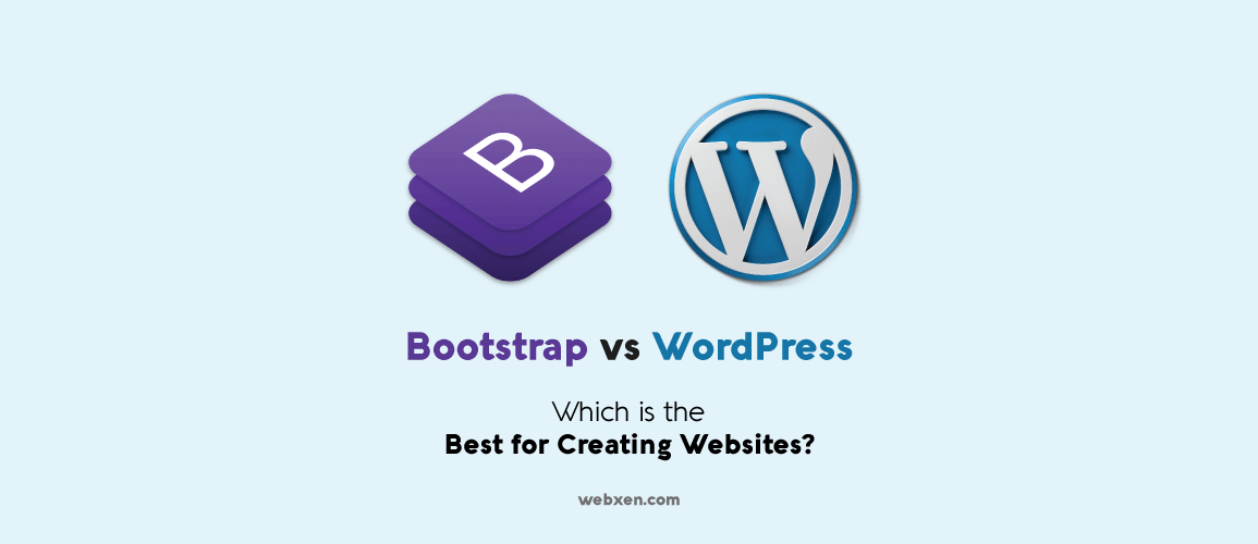Bootstrap vs WordPress – Features & Differences