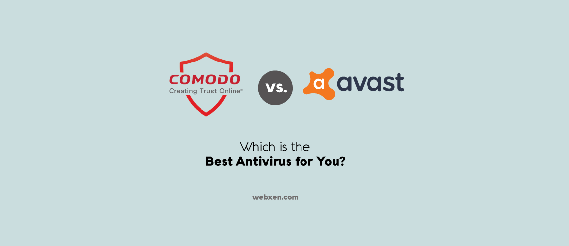 Comodo vs Avast - Helping You Decide Best AntiVirus