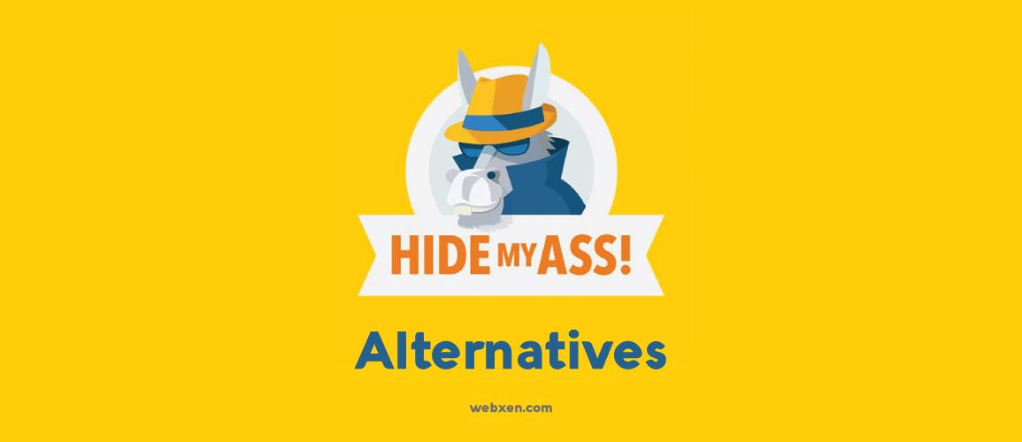 10 Best HidemyAss Alternatives